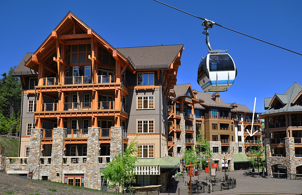 Big Horn Lodge at Northstar