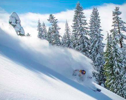 Tahoe Ski Season off to Great Start