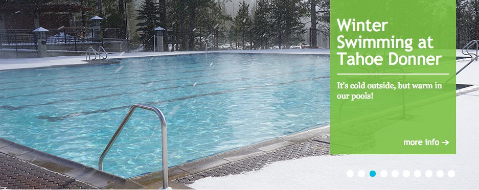 The pros and cons of condos at lake tahoe for Opening swimming pool after winter